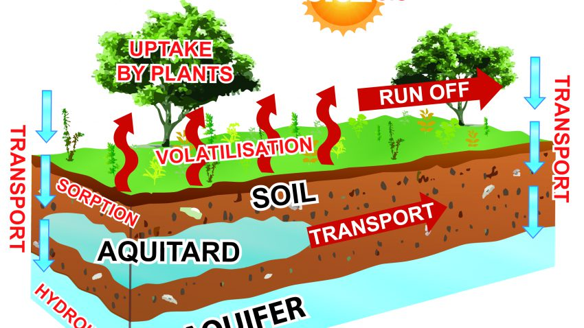 essay on air water and soil pollution
